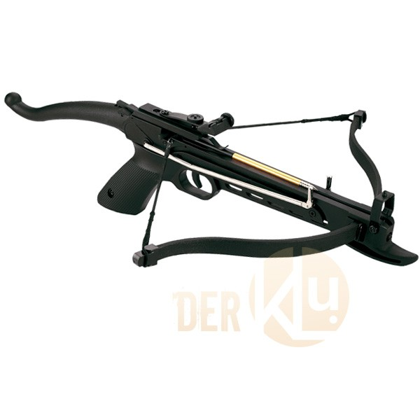 Pistol cross bow COBRA 80lbs with turnbuckle