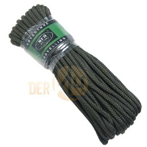 Rope (5 mm / 15 Meters) - black
