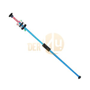 Blow gun 105cm with gun sight and 10 arrows