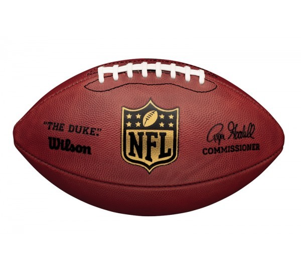 Wilson NFL Football - The Duke - Official Game Ball