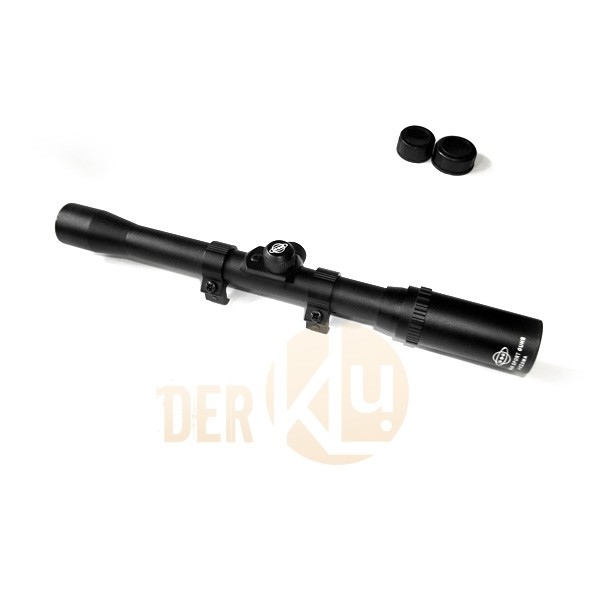 Zielfernrohr 4 x 20 mm Rifle scope RF4x20