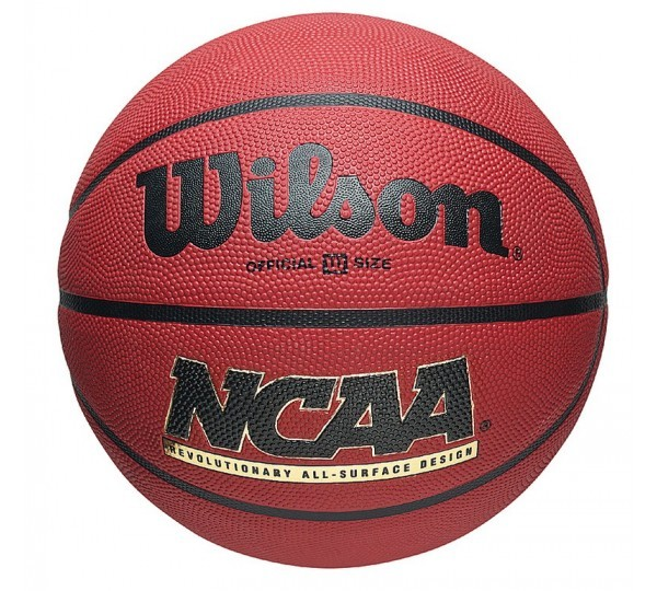 Wilson Basketball NCAA All-Surface