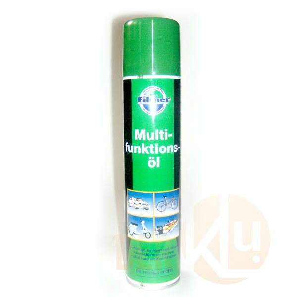 Multifunktionsöl in der 300ml Sprühdose Spray