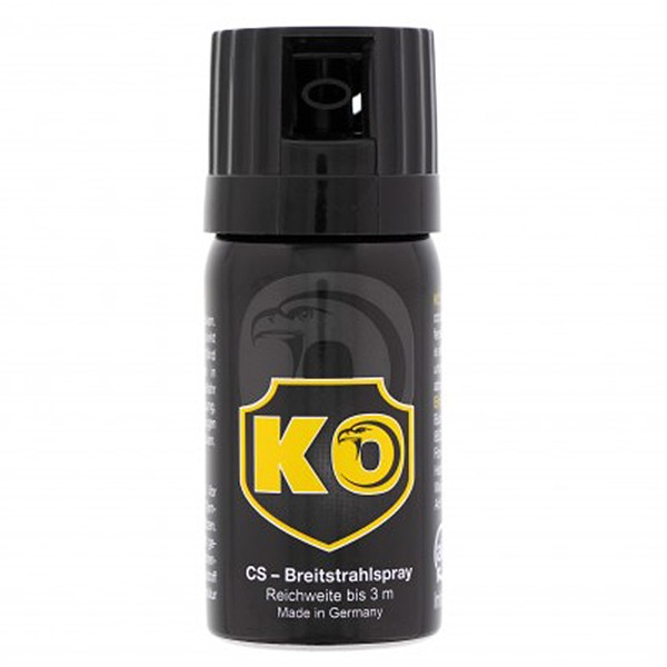 KO CS Teargas Defence spray, fog, 40ml