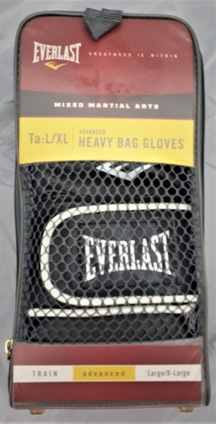 Everlast MMA Trainingshandschuhe,PU, Freefight und Boxen